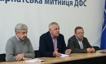 В Закарпатье с 1 декабря заработает новая таможня
