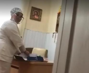 В инфекционном отделении Мукачево здоровых пациентов селят к больными на коронавирус (ВИДЕО)