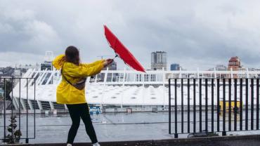 Штормовое предупреждение: На Закарпатье погода за ночь в разы станет хуже