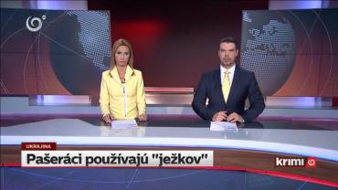 Журналисты из Словакии рассказали о том, что контрабандисты делают с военными на границе в Закарпатье