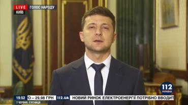 Срочно: Зеленский обратился к украинцам насчет Верховной ЗРады