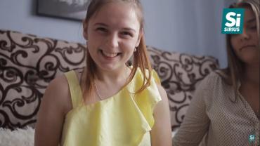 Спонтанное решение: Девушка из Закарпатья неожиданно исполнила свою мечту