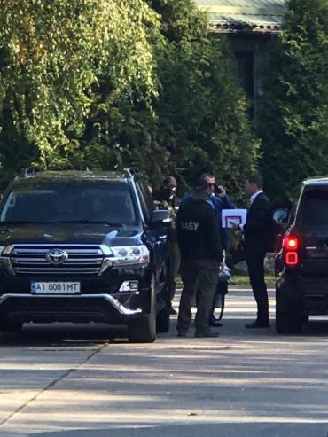Гладковского задержали сотрудники НАБУ после попытки бежать из Украины