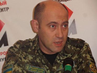 В Закарпатье Чопский пограничный отряд возглавит новый начальник