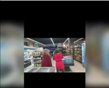 То, что вытворили подростки в супермаркете на Закарпатье, подняло на уши весь город