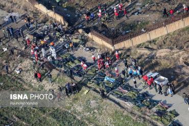 """Крушение украинского """"Boeing-737"""" в Иране: Опубликованы имена членов экипажа"""