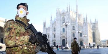 Число заболевших в Италии выросло до 7,375 человек; 366 больных умерли