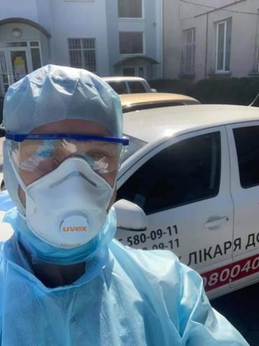 Коронавирус в Ужгороде: Бригада инфекционистов приедет к вам домой
