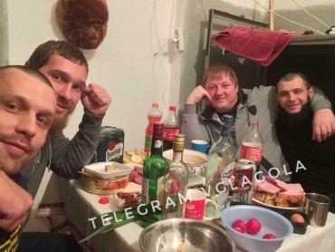 «Пир» заключенных в СИЗО, наделавший скандал во всём Закарпатье, получил нелепый финал