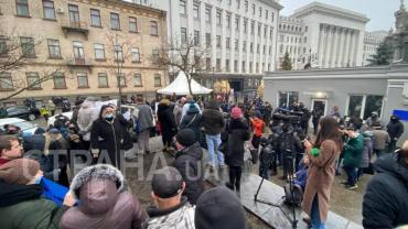 "СБУ считает организаторов ""тарифного протеста"" агентами Путина"
