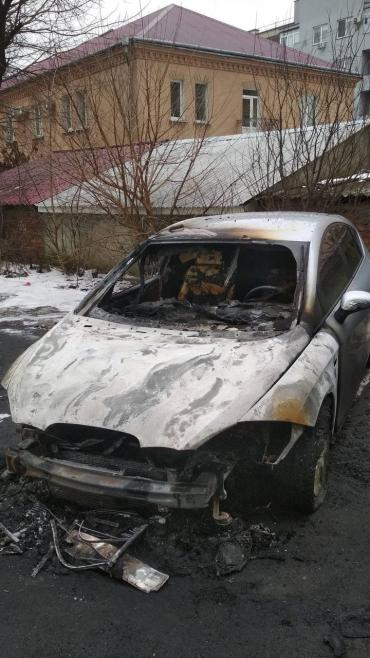 В Ужгороде местному айтишнику оставили публичную угрозу