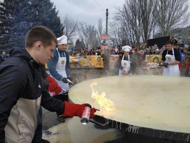В Ужгороде готовятся установить рекорд для книги Украины