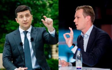 Зеленский рассказал главе МИД Литвы о стремлении к членству в ЕС и НАТО