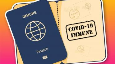 В Євросоюзі домовилися про розробку паспортів вакцинації від коронавірусу