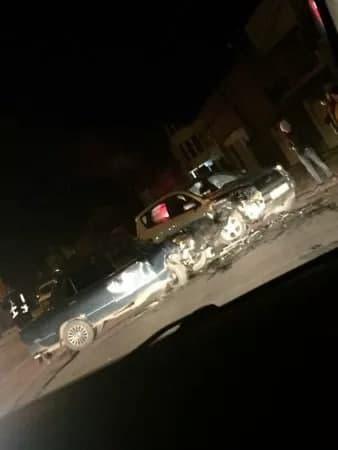 Ночное ДТП в Закарпатье: Иномарка столкновения не пережила