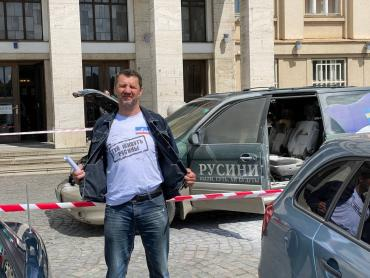 В Ужгороде отправили за решетку поджигателя своей машины Данацко
