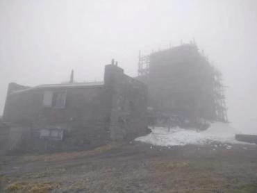 Дивный год выдается: В Закарпатье вновь атакует зима
