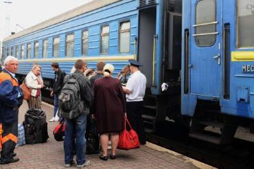 Железнодорожники устали работать на космические зарплаты Сергея Лещенко