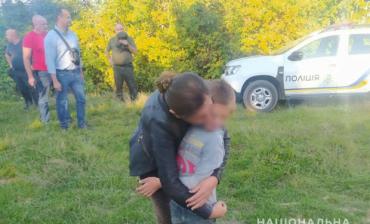 В Закарпатье маленький проказник поднял на уши весь состав полиции с кинологами