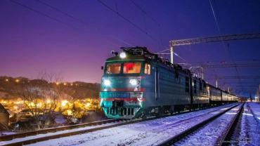 В Закарпатье восстановили еще один важный железнодорожный маршрут