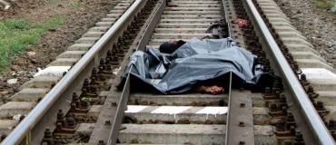 В Закарпатье бедолага прыгнула под поезд