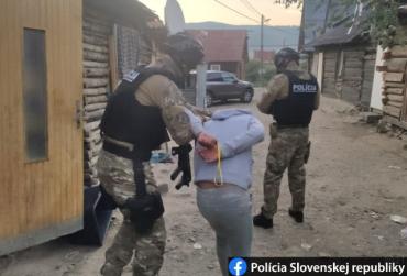 """Афганские """"туристы"""" из Закарпатья попались в Словакии вместе с """"гидом"""""""