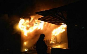 В Житомирской области во время пожара погибло двое детей