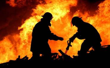 В Винницкой области ребенок заживо сгорел в костре
