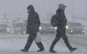 Синоптики предупредили что на выходных ожидаются сложные погодные условия