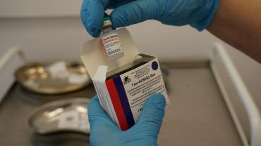 Словакия одобрила российскую вакцину от коронавируса «Спутник V»