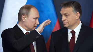 РФ и Венгрия заключила договор между странами, откладывая Украину в сторону