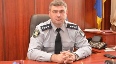 Роман Стефанишин, бывший начальник ГУ Нацполиции Закарпатья