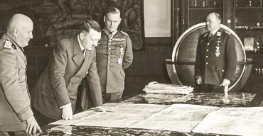 22 июня 1941. Начало Великой Отечественной войны протв гитлеровской Германии