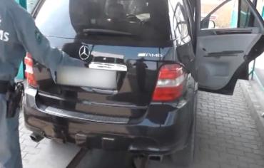 Через Закарпатье спокойно пропустили водителя с масштабной контрабандой