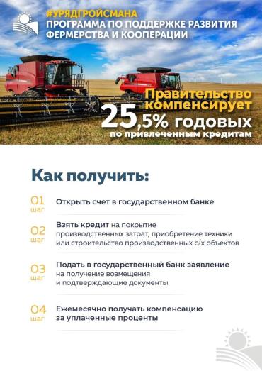 Правительство Владимира Гройсмана заботится о развитии сельского хозяйства