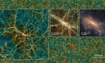 Ученые создали целую виртуальную Вселенную