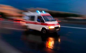 В Закарпатье пьяный водитель устроил жуткое ДТП с пострадавшими под вечер