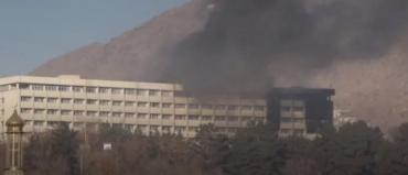 Теракт в гостинице Афганистана: погибло около 40 человек, среди них есть украинец