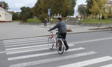 В Закарпатье занялись велосипедистами: Штрафы выдавались один за другим