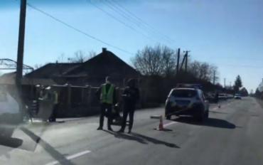 Журналистам удалось заполучить видео с места преступления в Закарпатье, где тяжело ранили валютчика