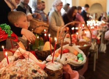 Опубликован график освящения пасхальный корзин для христиан западного обряда в Ужгороде