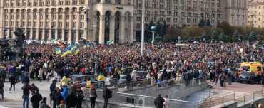 Порошенко готовит Майдан на 14 октября