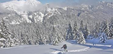 Первый в Украине лыжный патруль будет работать на Закарпатье