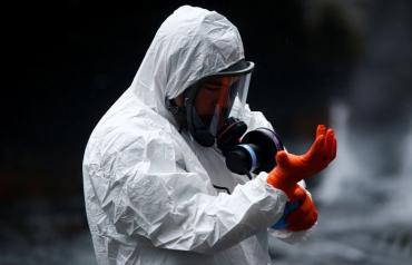 В Украине количество летальных случаев от коронавируса может вырасти к 250-400 в сутки
