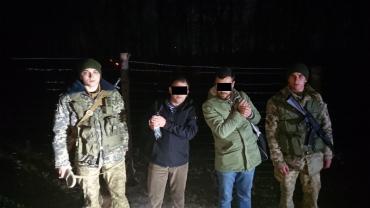 В Закарпатье два нелегальных мигранта свой план не осуществили