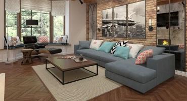 Мягкая мебель – важнейший элемент интерьера каждого дома