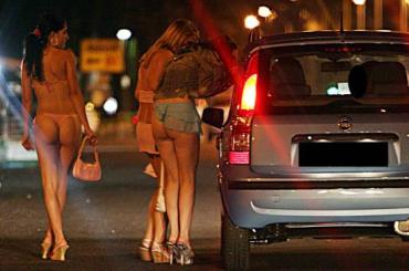 В Чехии занимаются проституцией от 10 до 18 тысяч жриц любви
