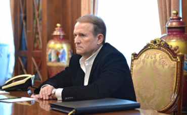 Журналисты разобрали выступление Медведчука на цитаты