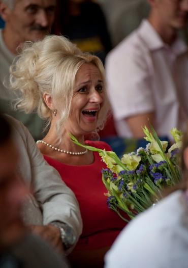 Ирина Фарион : Украинское государство состоится тогда, когда заговорят проститутки