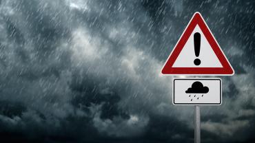 Погода в Закарпатье заметно испортиться: Объявлен второй уровень опасности